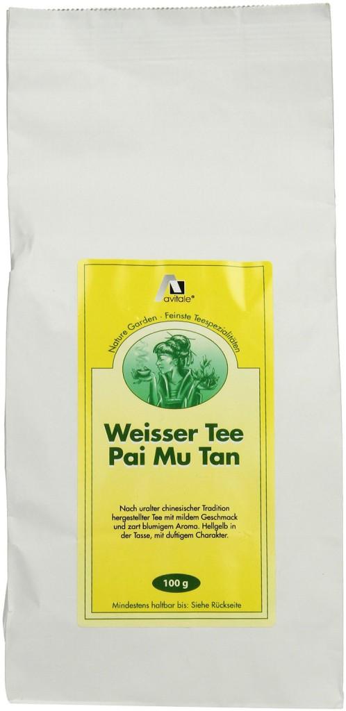 Weißer Tee von Avitale als loser Tee