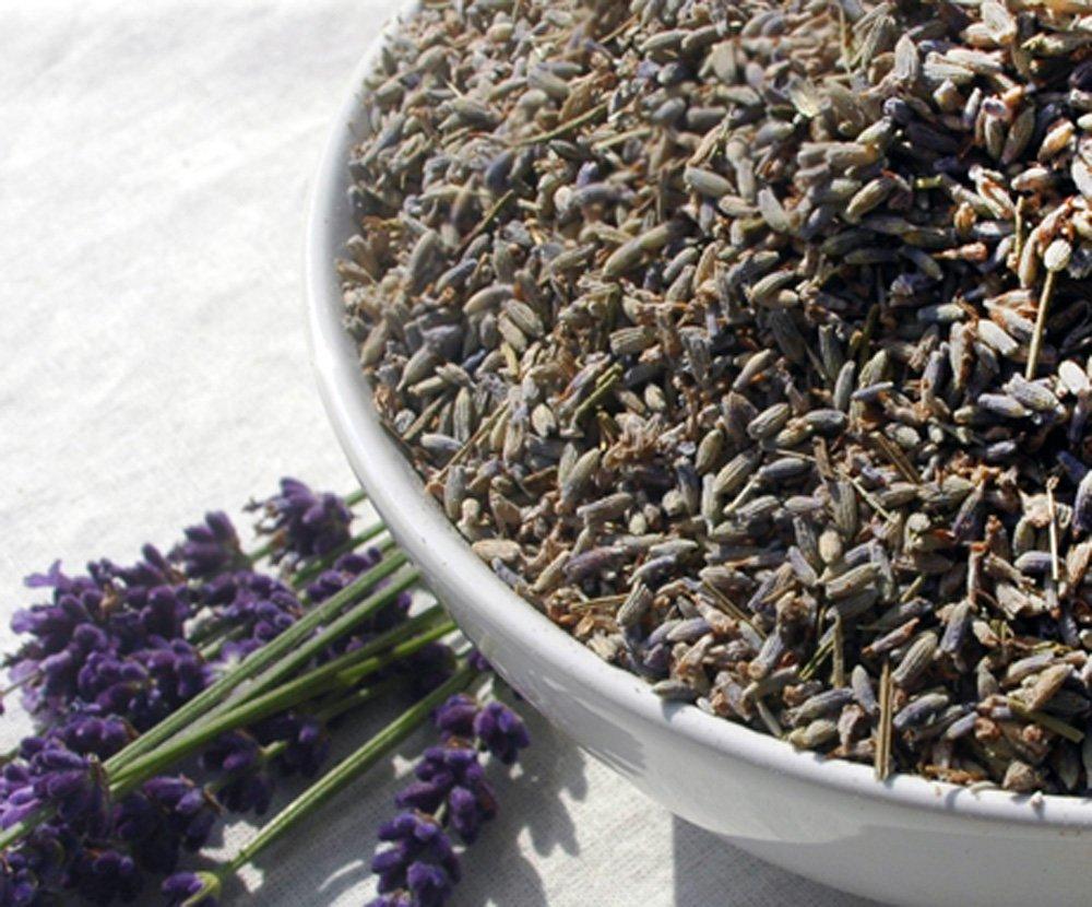 Lavendelblueten getrocknet