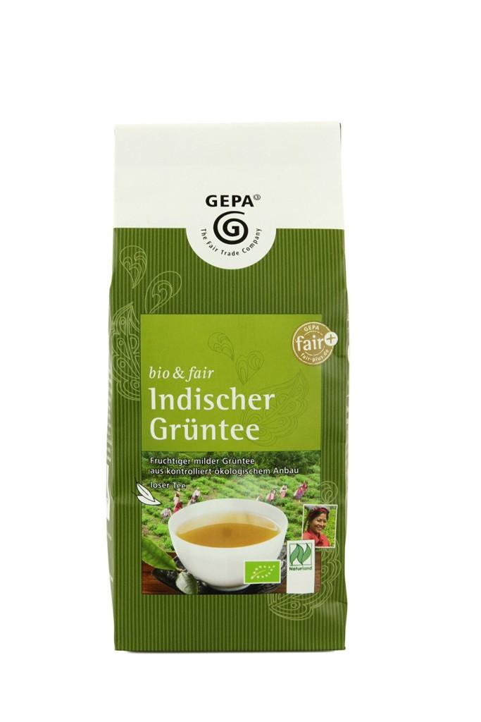 Indischer Grüner Tee von Gepa